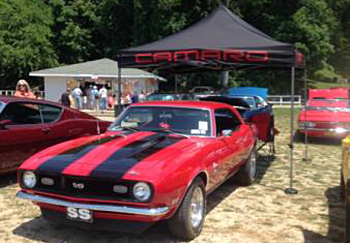 1968 Chevrolet Camaro for sale 100844062