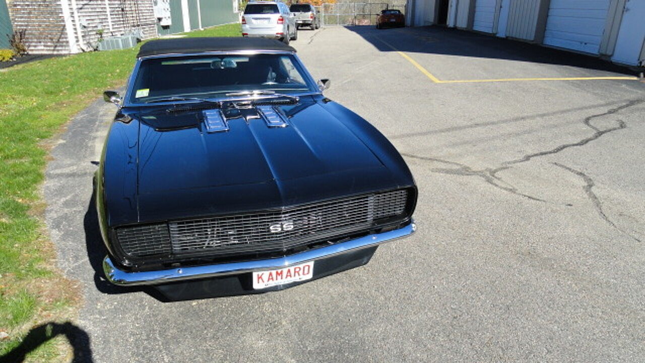 1968 Chevrolet Camaro for sale 100845799