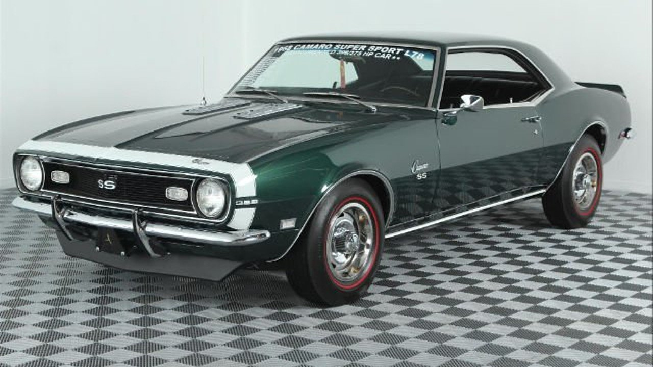 1968 Chevrolet Camaro for sale near Elyria, Ohio 44035 - Classics on ...
