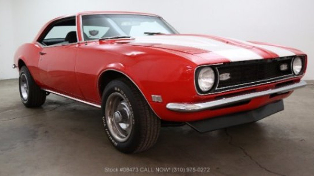 1968 Chevrolet Camaro for sale 100881036