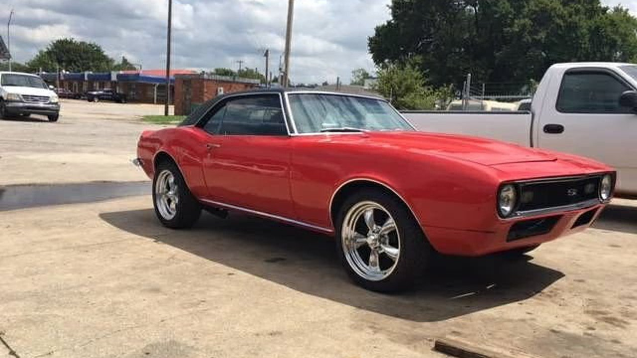 1968 Chevrolet Camaro for sale 100908224