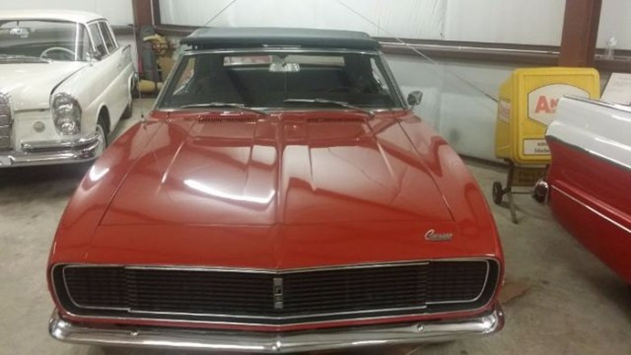 1968 Chevrolet Camaro for sale 100930871