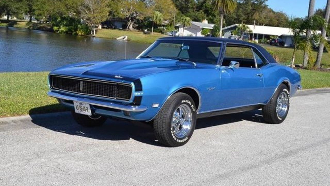 Chevrolet Camaro For Sale Near Clearwater Florida - Classic car show clearwater fl