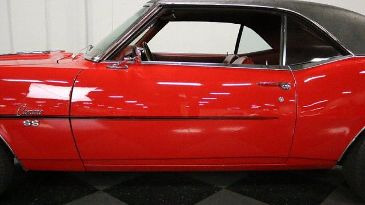 1968 Chevrolet Camaro For Sale Near Fort Worth Texas 76137 Tic Toc Tach Wiring Diagram 100951274