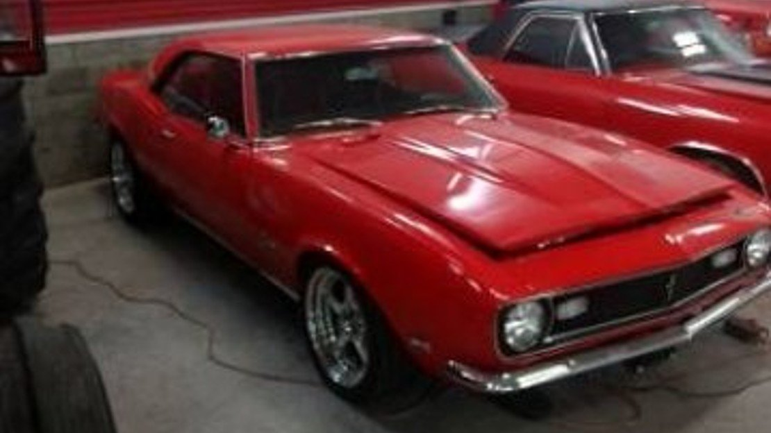 1968 Chevrolet Camaro for sale 100951863