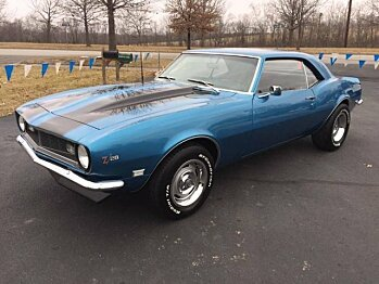 1968 Chevrolet Camaro Coupe for sale 100958104