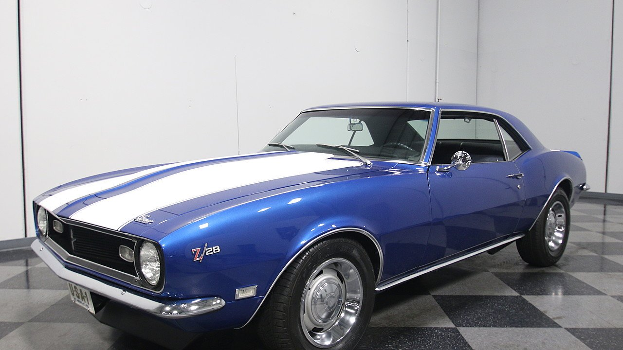 1968 Chevrolet Camaro Z28 Coupe for sale 100969180