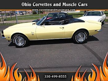 1968 Chevrolet Camaro for sale 100992909