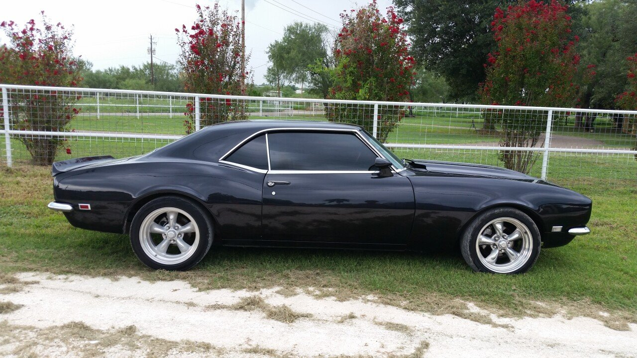 1968 Chevrolet Camaro Ss For Sale Near Midway Park Rd