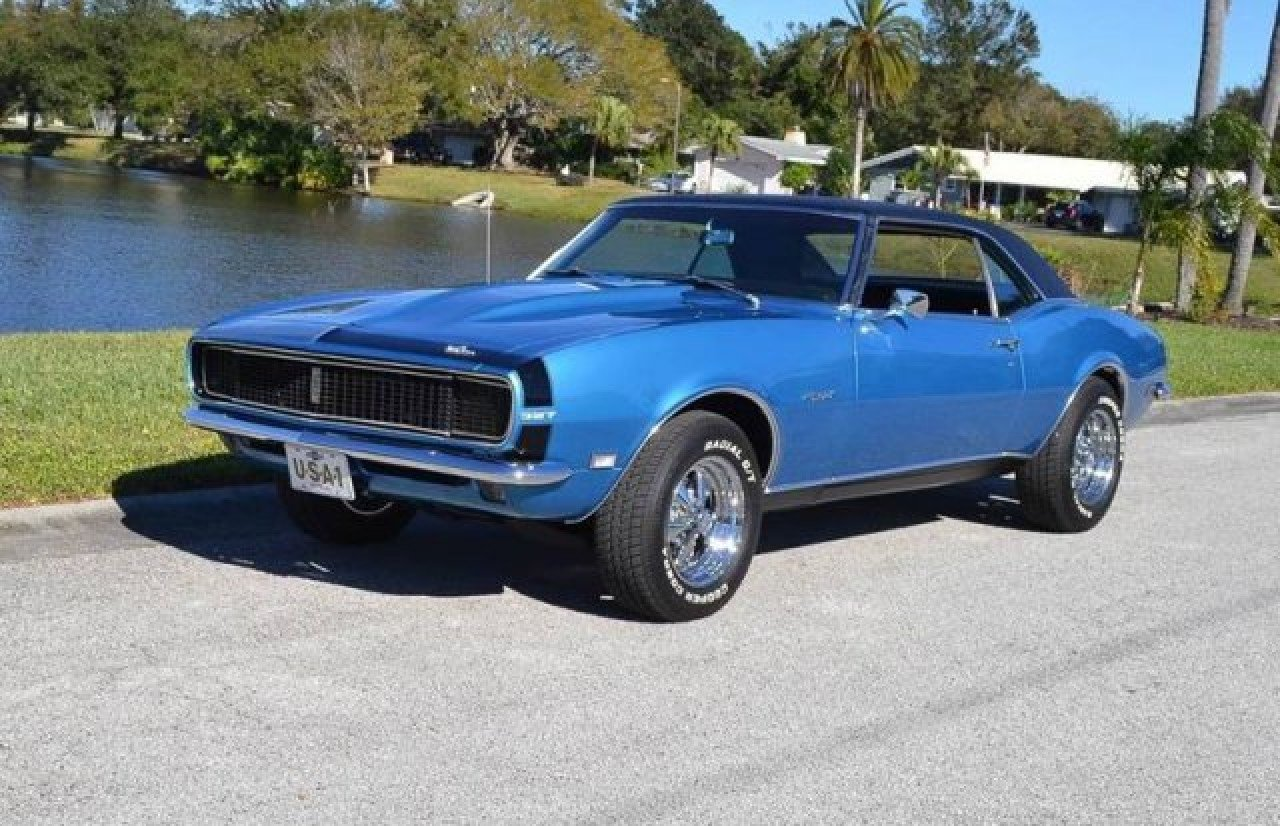 1968 Chevrolet Camaro For Sale Near Clearwater Florida