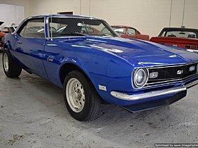 1968 Chevrolet Camaro for sale 101008004