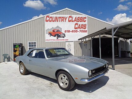 1968 Chevrolet Camaro for sale 101033223