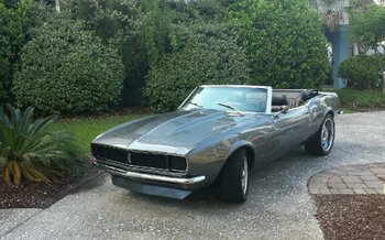 1968 Chevrolet Camaro RS Convertible for sale 100746480