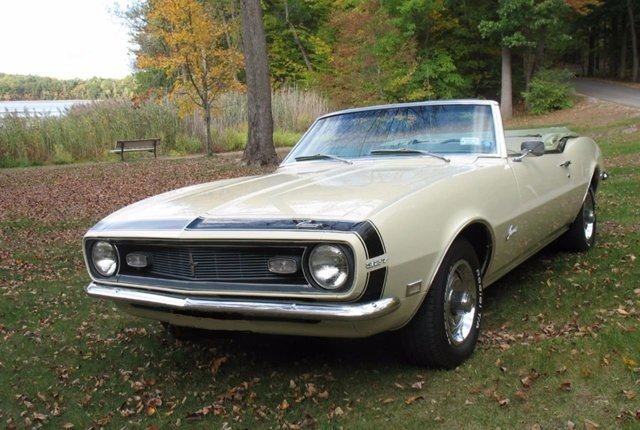 1968 Chevrolet Camaro Classics For Sale Classics On Autotrader