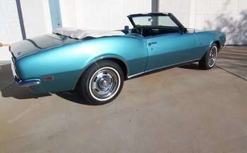 1968 Chevrolet Camaro RS Convertible for sale 100928488
