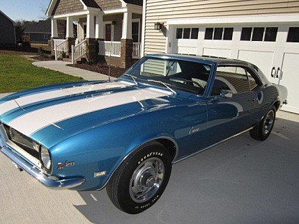 1968 Chevrolet Camaro Z28 for sale 100953827