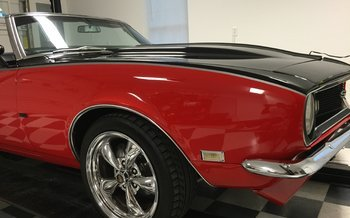 1968 Chevrolet Camaro Convertible for sale 100967392