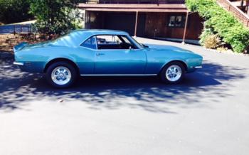 1968 Chevrolet Camaro for sale 100986965