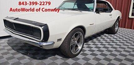 1968 Chevrolet Camaro Classics for Sale - Classics on ...