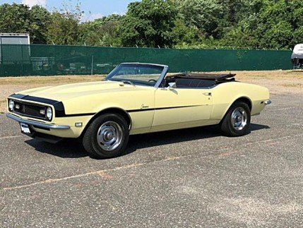 1968 Chevrolet Camaro for sale 101024653