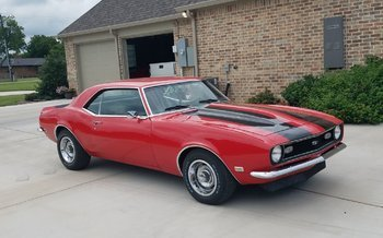 1968 Chevrolet Camaro SS for sale 101037466