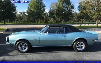 1968 Chevrolet Camaro Convertible for sale 101040923