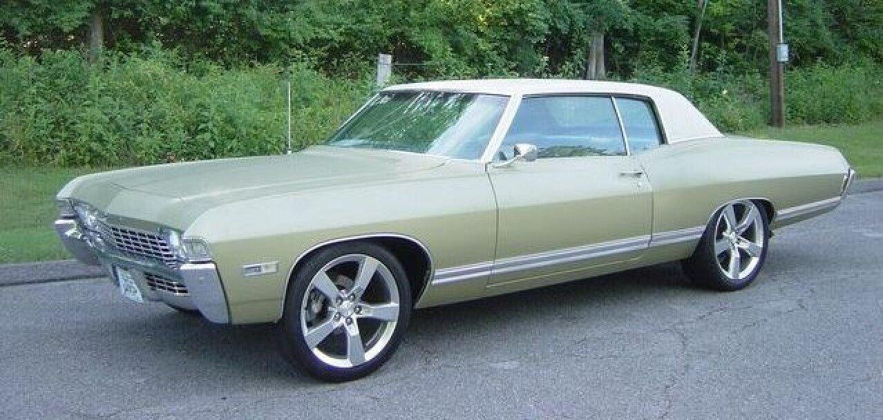 1968 Chevrolet Caprice For Sale Near Hendersonville