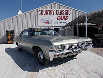 1968 Chevrolet Caprice for sale 100775438