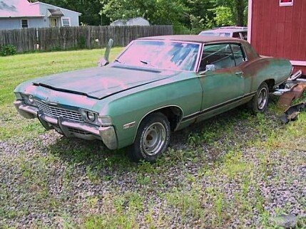 1968 Chevrolet Caprice for sale 100828949
