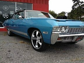 1968 Chevrolet Caprice for sale 100841355