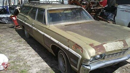 1968 Chevrolet Caprice for sale 100868105