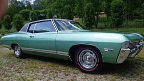 1968 Chevrolet Caprice for sale 100986888