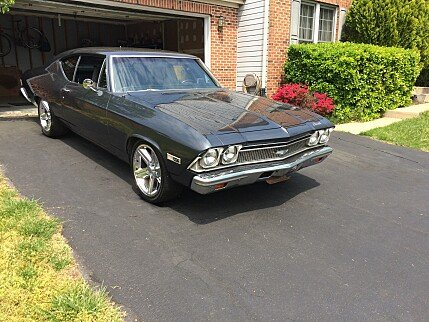 1968 Chevrolet Chevelle for sale 100756246