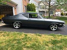 1968 Chevrolet Chevelle for sale 100756246