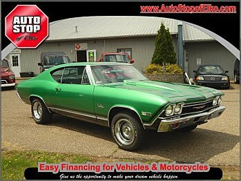 1968 Chevrolet Chevelle for sale 100781859
