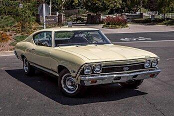 1968 Chevrolet Chevelle for sale 100789442