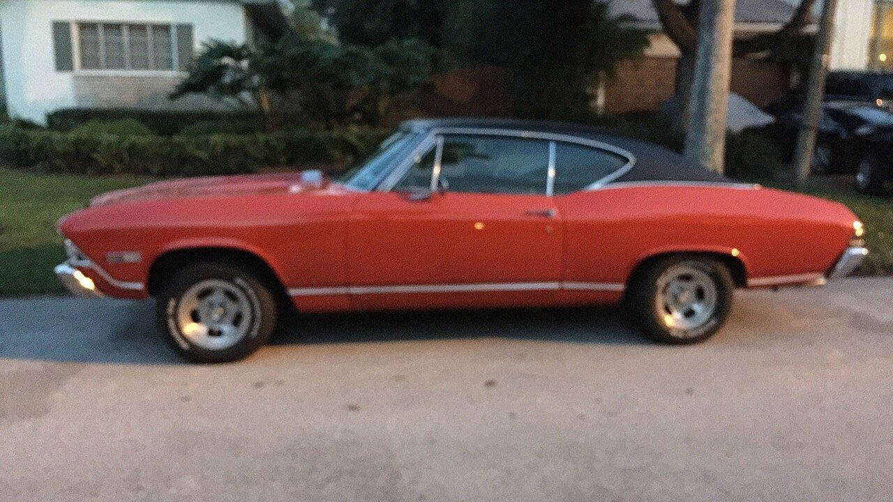 1968 Chevrolet Chevelle for sale 100773440