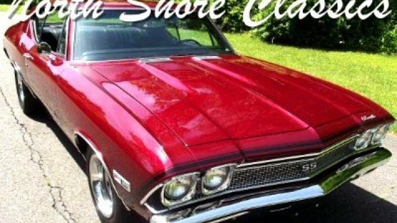 1968 Chevrolet Chevelle for sale 100775685
