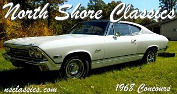 1968 Chevrolet Chevelle for sale 100775688