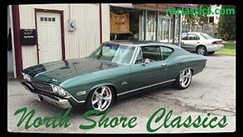 1968 Chevrolet Chevelle for sale 100788962