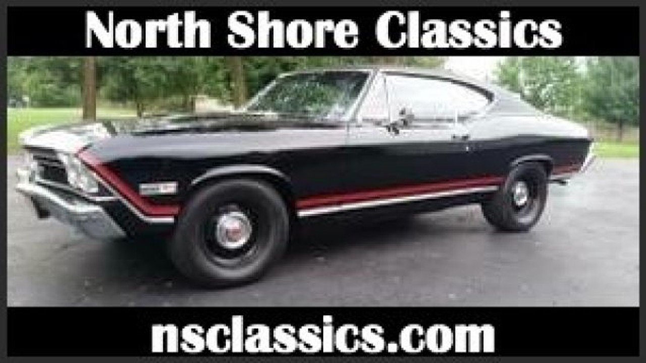1968 Chevrolet Chevelle for sale 100816161