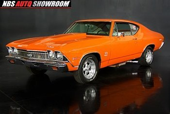 1968 Chevrolet Chevelle for sale 100835645