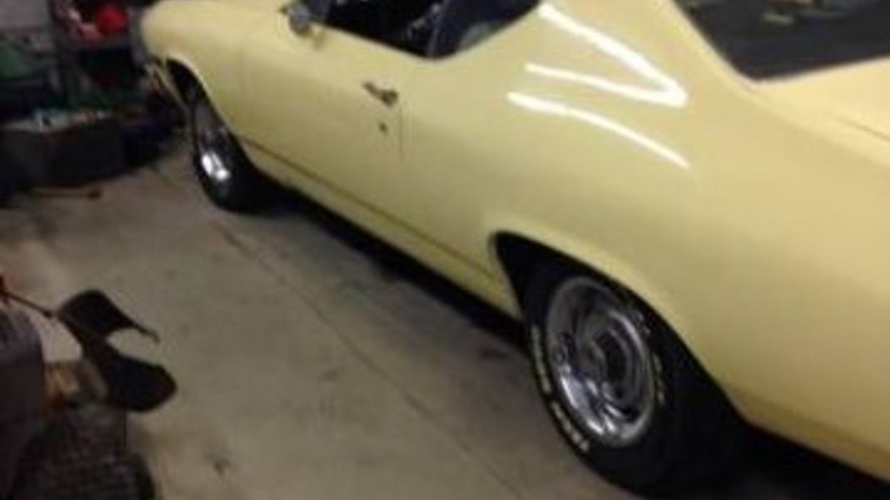1968 Chevrolet Chevelle for sale 100843700