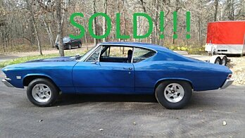 1968 Chevrolet Chevelle for sale 100875191