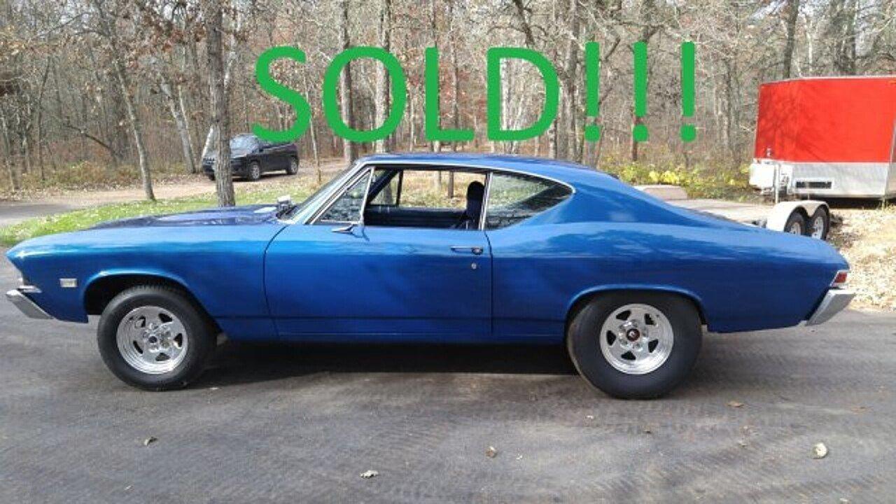 All Chevy 1968 chevrolet chevelle : 1968 Chevrolet Chevelle for sale near Annandale, Minnesota 55302 ...