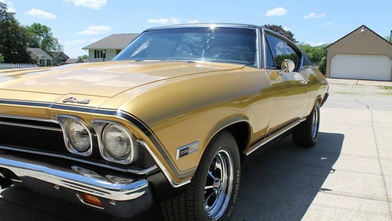 1968 Chevrolet Chevelle for sale near LAS VEGAS, Nevada 89119 ...