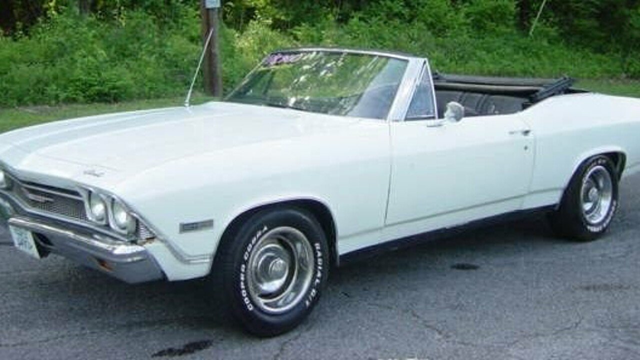 All Chevy 1968 chevrolet chevelle : 1968 Chevrolet Chevelle for sale near Hendersonville, Tennessee ...