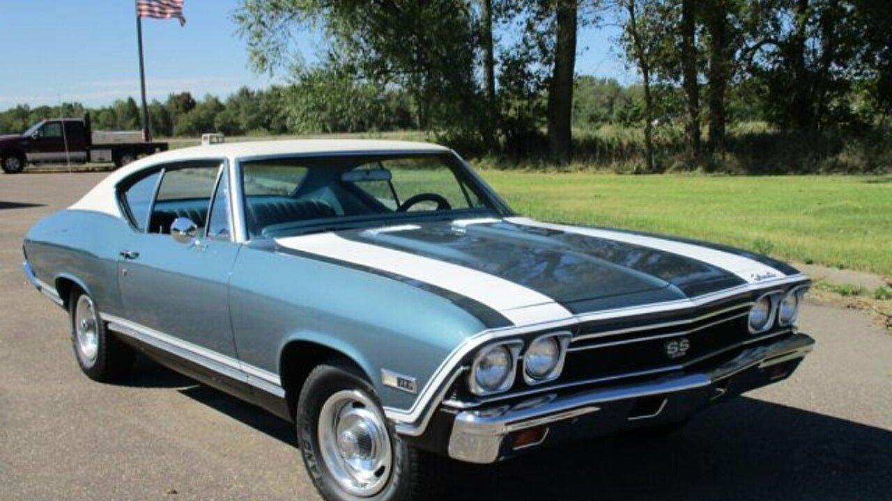 All Chevy 1968 chevrolet chevelle : 1968 Chevrolet Chevelle for sale near Ham Lake, Minnesota 55304 ...