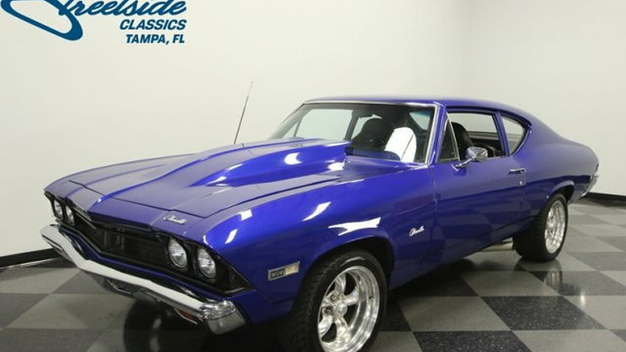 1968 Chevrolet Chevelle for sale near Lutz, Florida 33559 - Classics ...