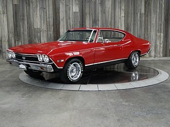 1968 Chevrolet Chevelle for sale 100960519